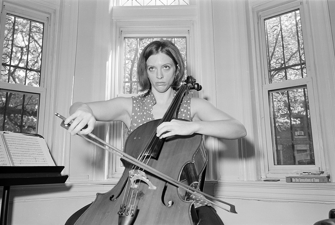 Cello Player Brookyln Real Film
