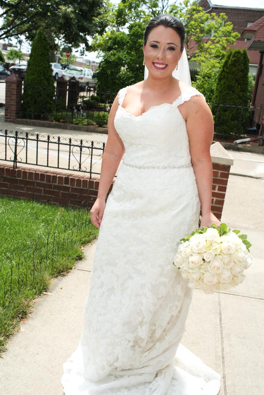 Westchester Country Club Wedding getting ready
