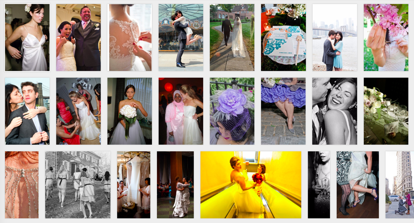 Keep a Photography Website Looking Sharp Wedding photography portfolio