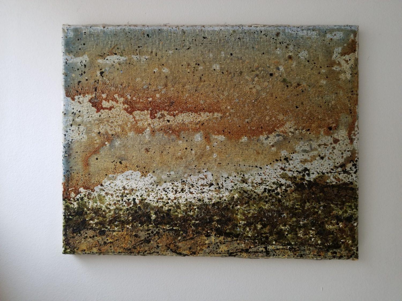 Landscape Oil Painting by Jessie Mann