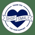 Shop Small Badge