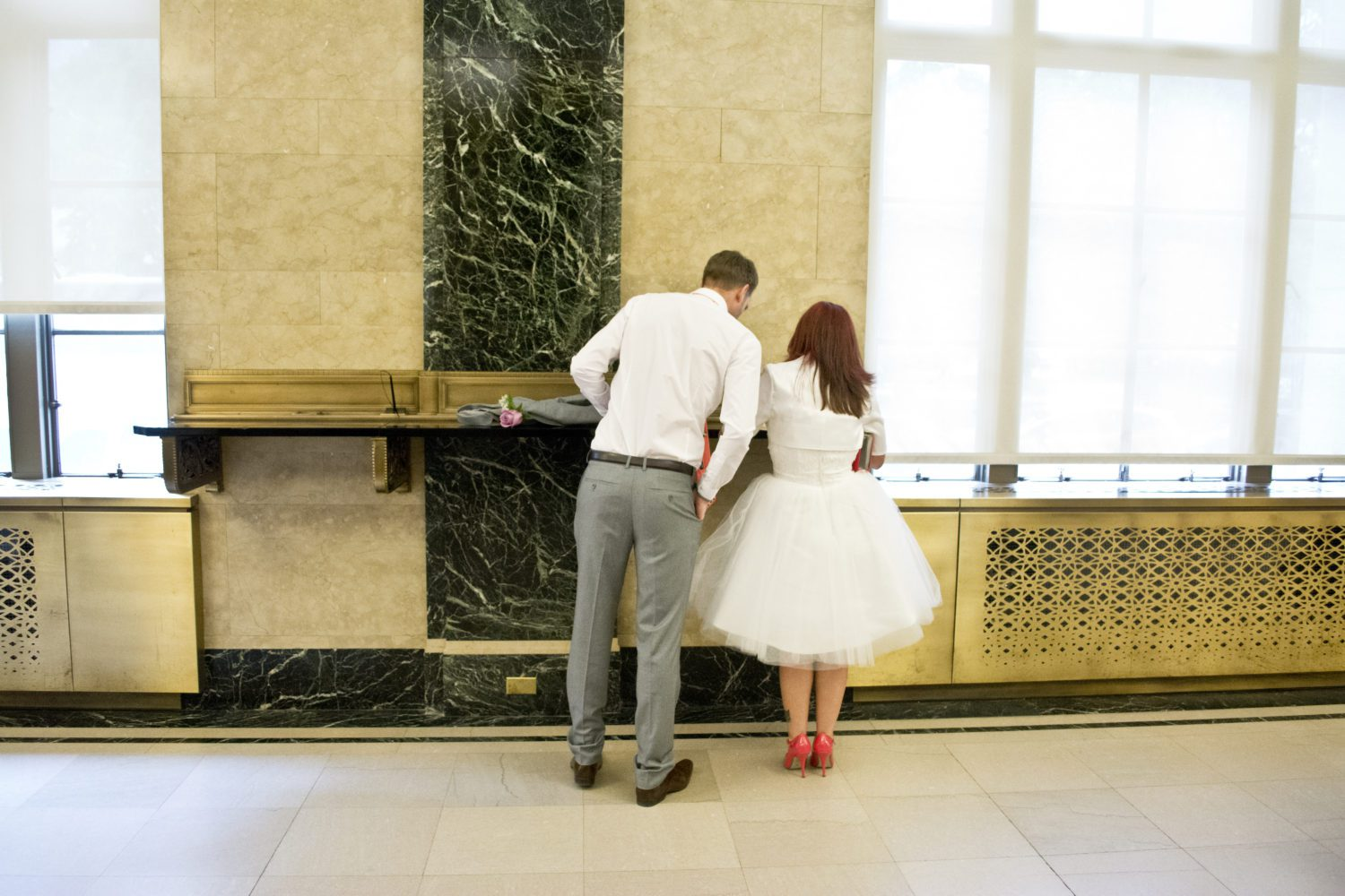 Why You Should Get Married at NYC City Hall by Angela Cappetta